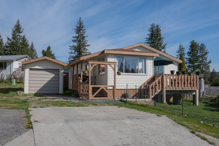 2a-4500 Claridge Road - Powell River Single Family for sale, 3 Bedrooms (15754)