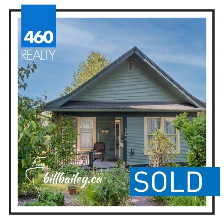 6362 Oak St  - Powell River Single Family for sale, 2 Bedrooms (16130)