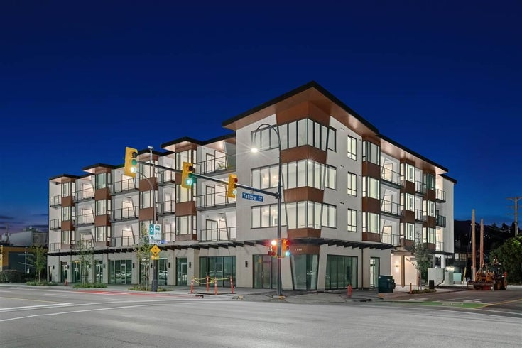 207 1633 TATLOW AVENUE - Pemberton NV Apartment/Condo for sale, 3 Bedrooms (R2514145)