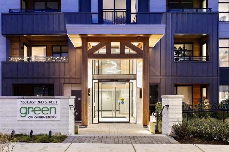 202 733 E 3RD STREET - Queensbury Apartment/Condo for sale, 1 Bedroom (R2531099)