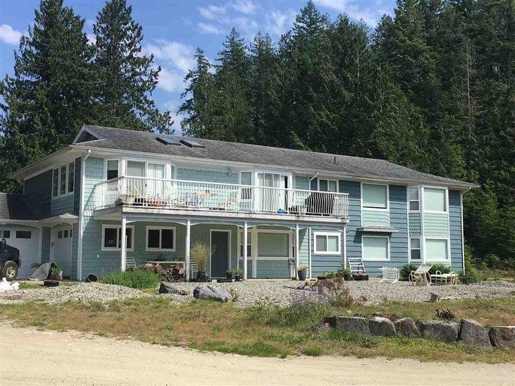 13065 WITTET ROAD PENDER HARBOUR EGMONT MADEIRA PARK V0N 2H1 - Pender Harbour Egmont House/Single Family for sale, 4 Bedrooms (R2387905)