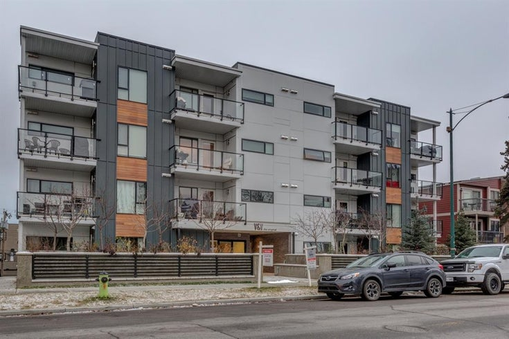 204, 1521 26 Avenue SW - South Calgary Apartment for sale, 2 Bedrooms (A1073164)