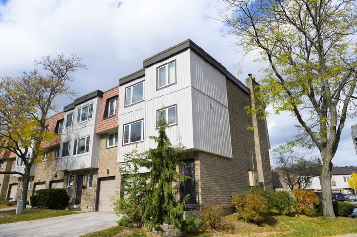 15 Guildwood Pkwy S 8 - Guildwood TWNHS for sale, 3 Bedrooms (E4616865)