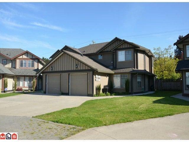 3132 267A ST - Aldergrove Langley 1/2 Duplex for sale, 3 Bedrooms (F1309544) #1