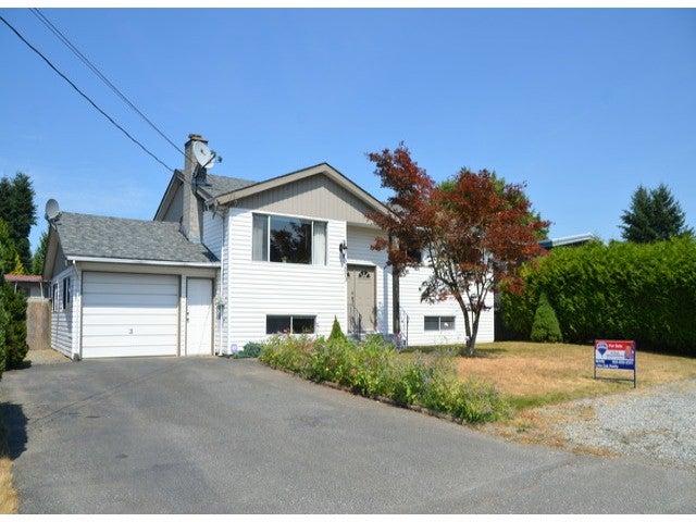 32073 MELMAR AV - Abbotsford West House/Single Family for sale, 5 Bedrooms (F1319443) #1