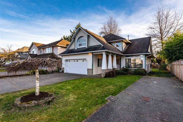 45290 LABELLE AVENUE - Chilliwack W Young-Well House/Single Family for sale, 5 Bedrooms (R2548279) #1
