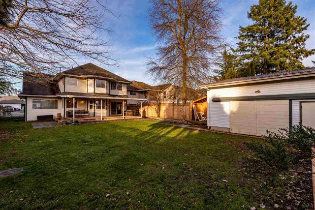 45290 LABELLE AVENUE - Chilliwack W Young-Well House/Single Family for sale, 5 Bedrooms (R2548279) #36