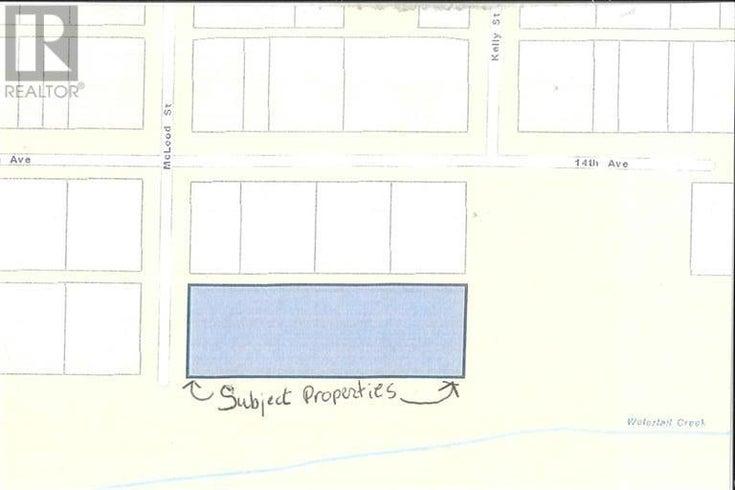 LOTS 12-22 14TH AVENUE - New Hazelton for sale(R2509424)