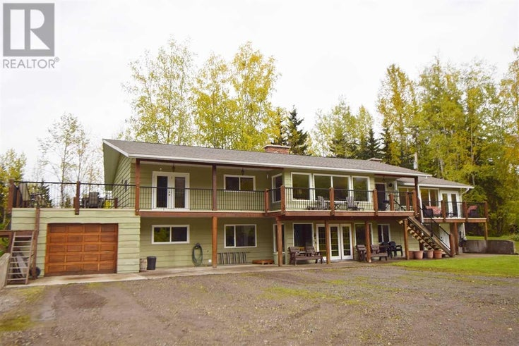 6135 GLACIER GULCH ROAD - Smithers House for sale, 5 Bedrooms (R2512543)