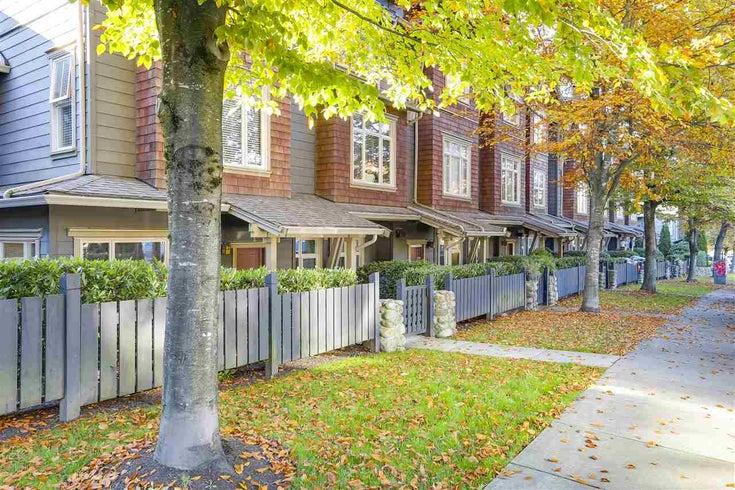 142 600 Park Crescent - GlenBrooke North Townhouse for sale, 1 Bedroom (R2218701)