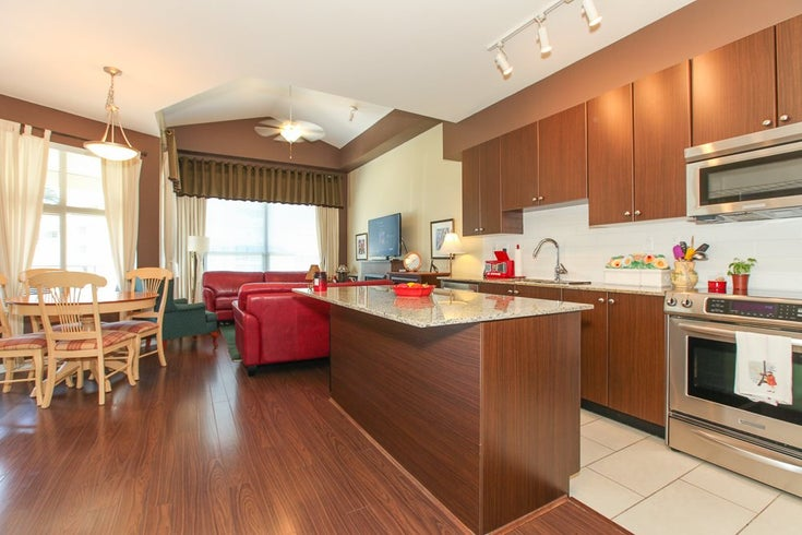 406 275 Ross Drive - Fraserview NW Apartment/Condo for sale, 1 Bedroom (V1143052)