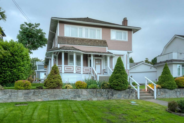 223 Queens Avenue - Queens Park House/Single Family for sale, 6 Bedrooms (R2114172)