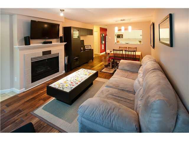 12 6588 Southoaks Crescent - Highgate Townhouse for sale, 2 Bedrooms (V976042)