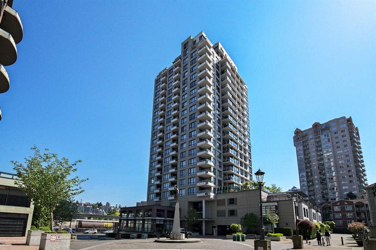 1708 1 Renaissance Square - Quay Apartment/Condo for sale, 1 Bedroom (R2006106)
