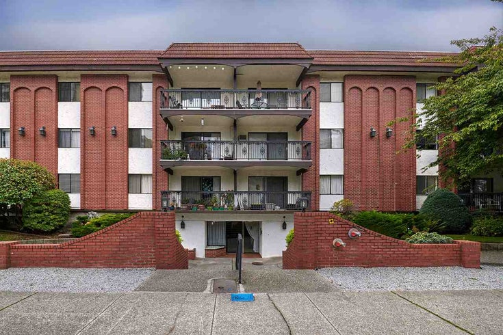 104 707 Hamilton Street - Uptown NW Apartment/Condo for sale, 2 Bedrooms (R2112088)