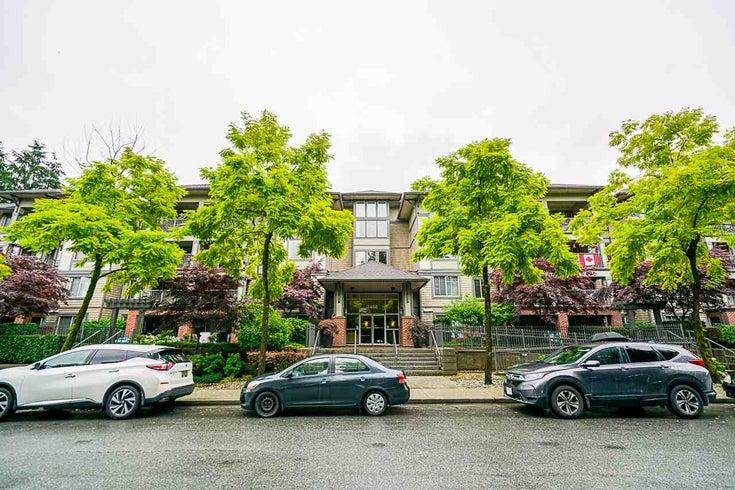 207 2468 Atkins Avenue - Central Pt Coquitlam Apartment/Condo for sale, 2 Bedrooms (R2448658)
