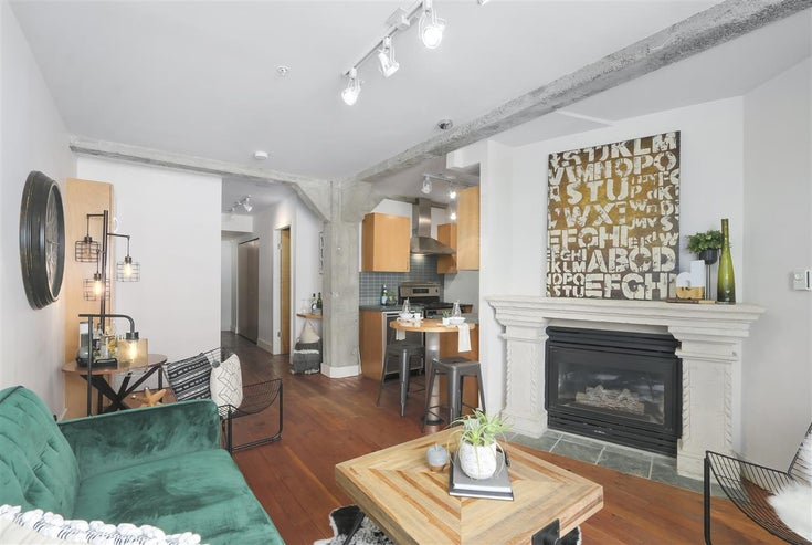 502 1216 Homer Street - Yaletown Apartment/Condo for sale(R2392721)