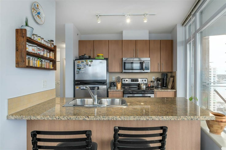 2708 892 Carnarvon Street - Downtown NW Apartment/Condo for sale, 2 Bedrooms (R2339210)