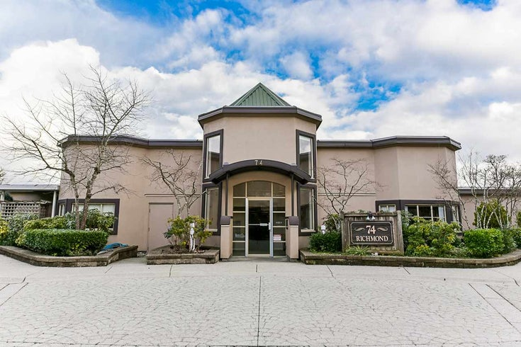 103 74 Richmond Street - Fraserview NW Apartment/Condo for sale, 2 Bedrooms (R2384201)
