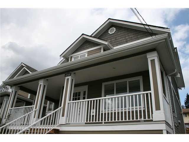1311 Cartier Avenue - Maillardville 1/2 Duplex for sale, 3 Bedrooms (V887977)
