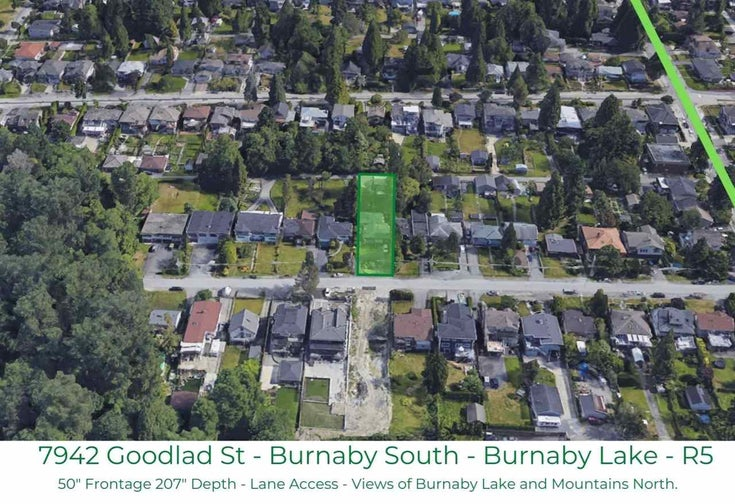 7942 Goodlad Street - Burnaby Lake House/Single Family for sale, 5 Bedrooms (R2487000)