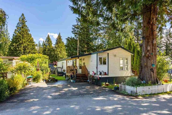 142 1830 Mamquam Road - Garibaldi Estates Manufactured for sale, 2 Bedrooms (R2470490)