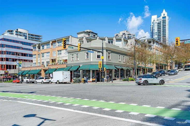413 108 W Esplanade - Lower Lonsdale Apartment/Condo for sale, 2 Bedrooms (R2601287)