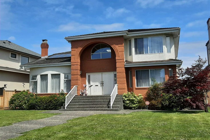 2259 W 18th Avenue - Arbutus House/Single Family for sale, 7 Bedrooms