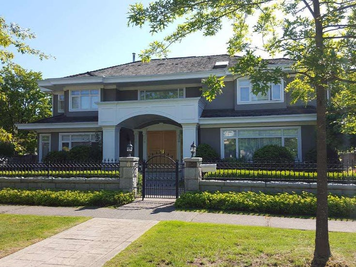 7028 Angus Drive - South Granville House/Single Family for sale, 6 Bedrooms