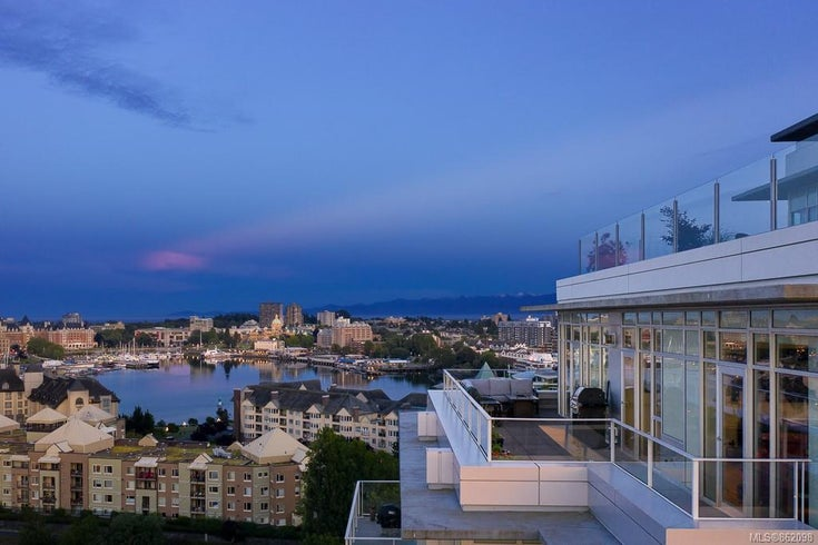 909/910 - 100 Saghalie Rd - VW Songhees Condo Apartment for sale, 3 Bedrooms (862098)