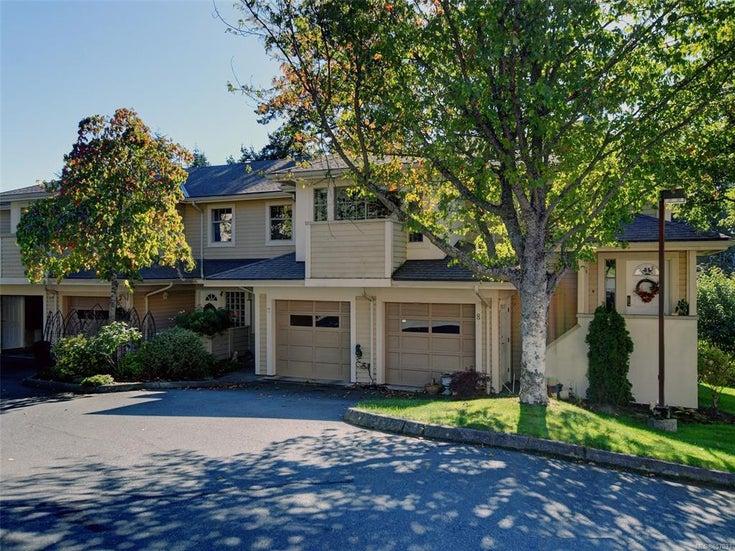 8 - 850 Parklands Dr Esquimalt BC - Es Gorge Vale Row/Townhouse for sale, 2 Bedrooms (857033)