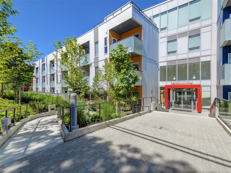 422 - 767 Tyee Rd - VW Victoria West Condo Apartment for sale, 1 Bedroom (862405)