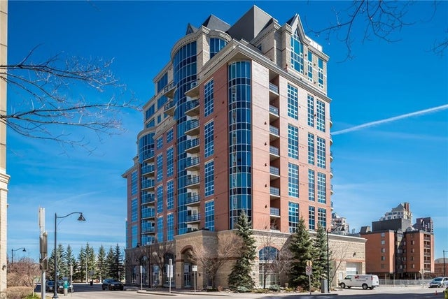 201, 110 7 Street SW - Eau Claire Apartment for sale, 1 Bedroom (A1079105)