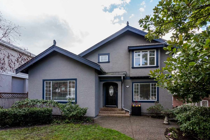 464 E 50th Avenue - South Vancouver House/Single Family for sale, 5 Bedrooms (R2237132)