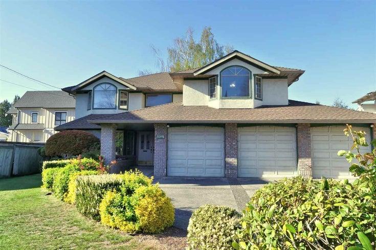 5091 STEVESTON HIGHWAY - Steveston North House/Single Family for sale, 5 Bedrooms (R2574100)
