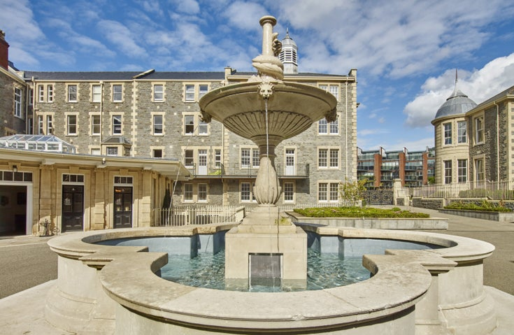 Water Fountain, The General, Bristol, England