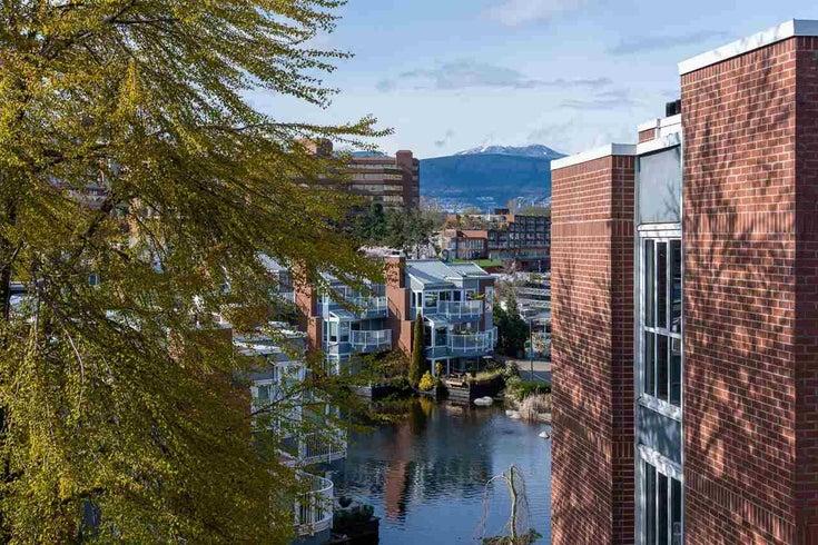 401 1508 MARINER WALK - False Creek Apartment/Condo for sale, 2 Bedrooms (R2573936)