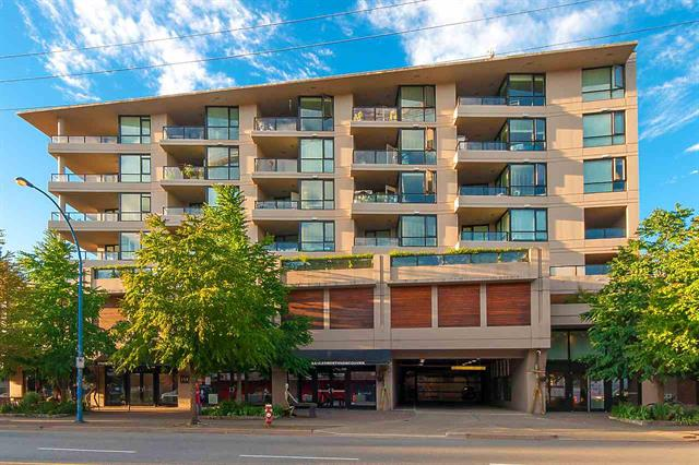 504 160 W 3RD STREET - Lower Lonsdale Apartment/Condo for sale, 1 Bedroom