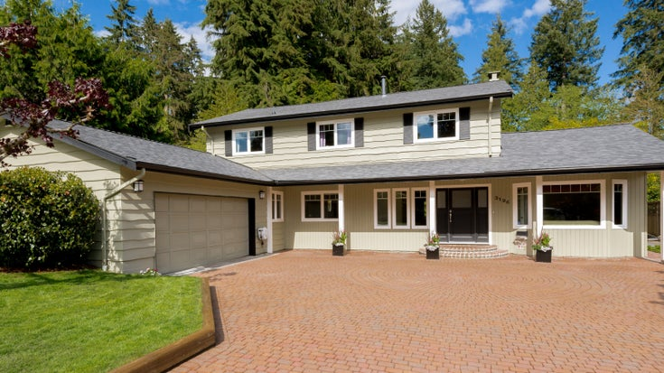 3196 ROBINSON ROAD - Lynn Valley House/Single Family for sale, 4 Bedrooms
