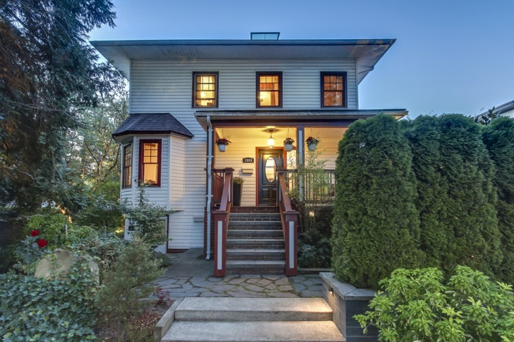 1909 PARKER STREET - Grandview Woodland House/Single Family for sale, 6 Bedrooms