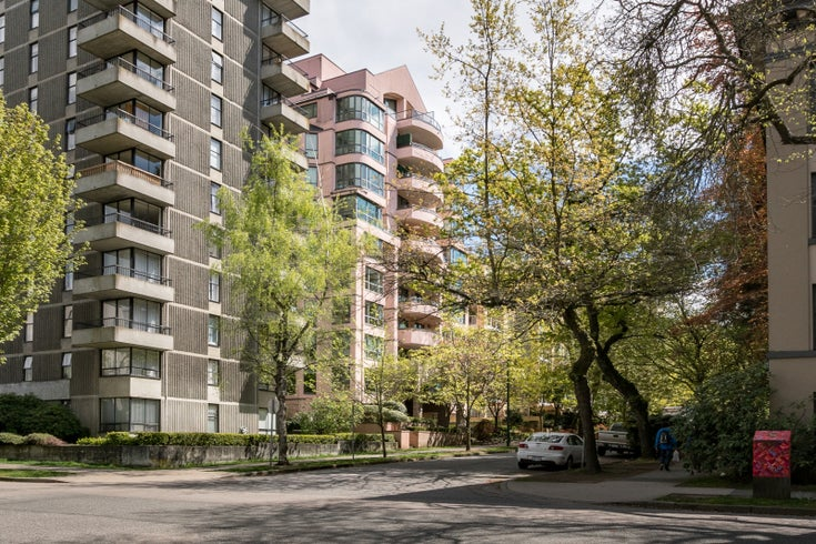 401 1265 BARCLAY STREET - West End VW Apartment/Condo for sale, 2 Bedrooms