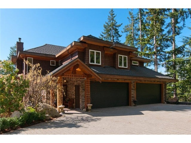 370 OCEANVIEW ROAD - Lions Bay House/Single Family for sale, 4 Bedrooms