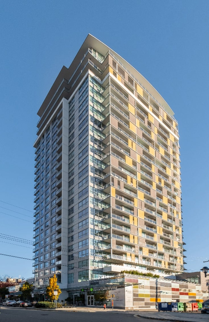 1410 125 E 14TH STREET - Central Lonsdale Apartment/Condo for sale, 1 Bedroom