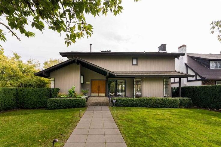 6210 FREMLIN STREET - Oakridge VW House/Single Family for sale, 5 Bedrooms