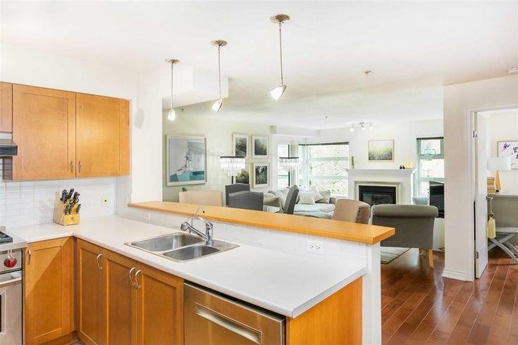 309 2181 W 12TH AVENUE - Kitsilano Apartment/Condo for sale, 3 Bedrooms