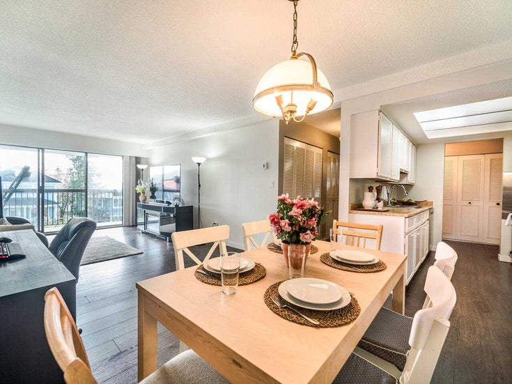 205 1025 CORNWALL STREET - Uptown NW Apartment/Condo for sale, 2 Bedrooms (R2537954)