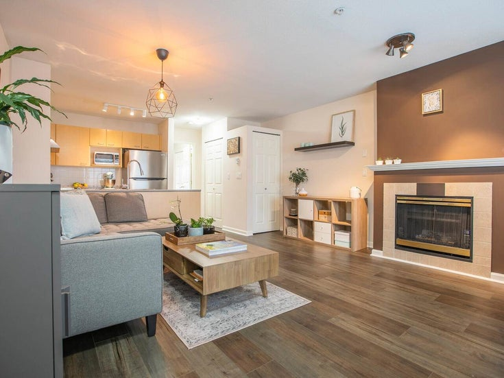 7 6577 SOUTHOAKS CRESCENT - Highgate Townhouse for sale, 1 Bedroom (R2542277)