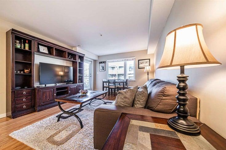 205 2373 ATKINS AVENUE - Central Pt Coquitlam Apartment/Condo for sale, 1 Bedroom (R2569253)