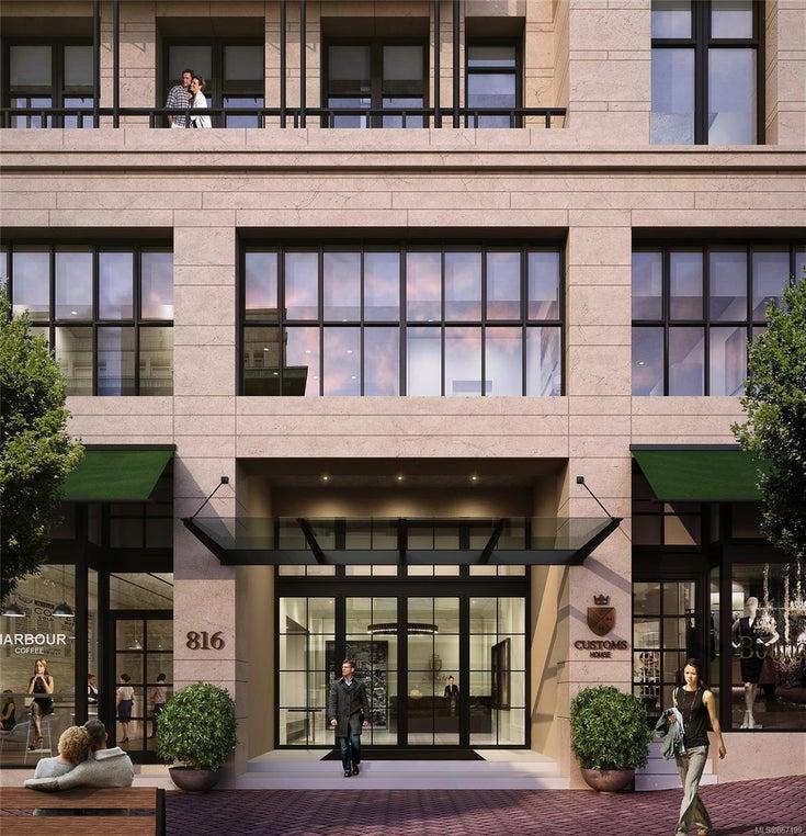 315 888 Government St - Vi Downtown Condo Apartment for sale(867199)