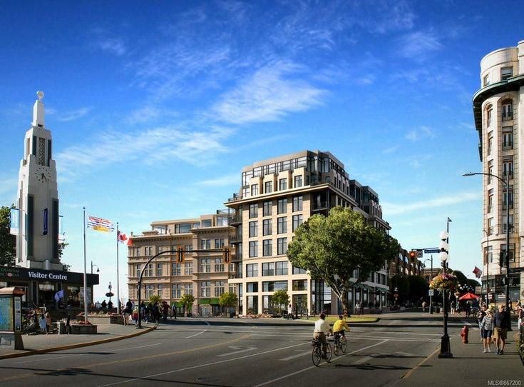 413 888 Government St - Vi Downtown Condo Apartment for sale(867200)